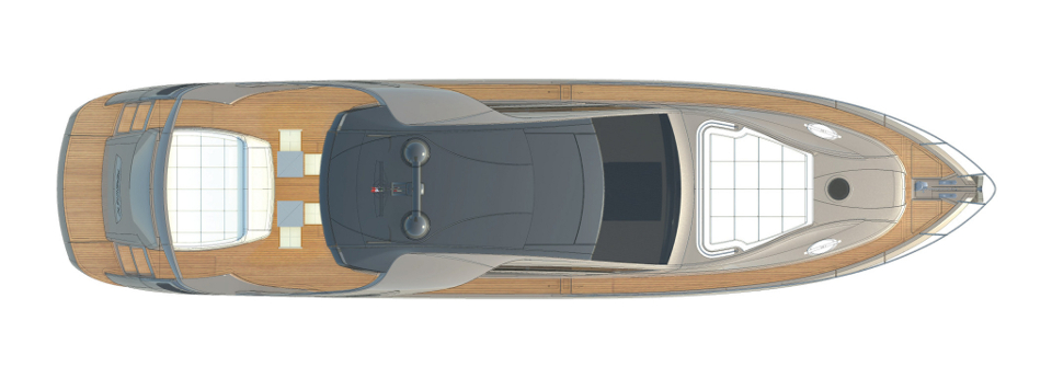 Pershing 70 Layout (img-1)