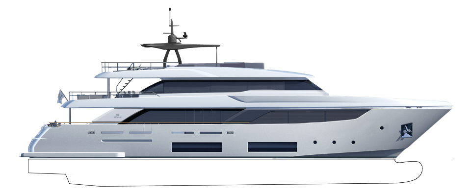 Custom Line Navetta 33 Project Layout (img-0)