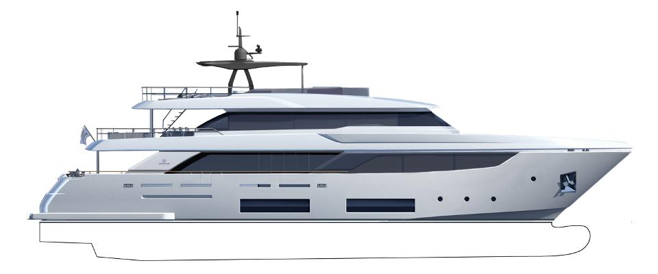 Custom Line New Navetta 33 Layout (img-0)