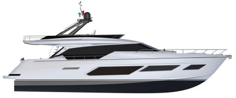 Ferretti 720 New Extérieur (img-1)