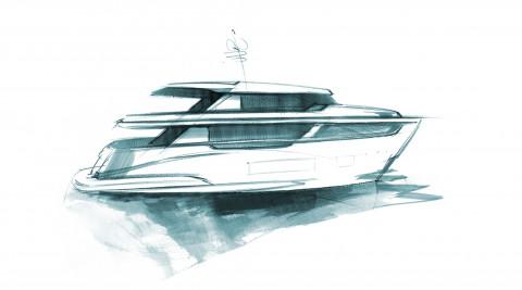 Custom Line Navetta 30 Project Exterior (img-9)