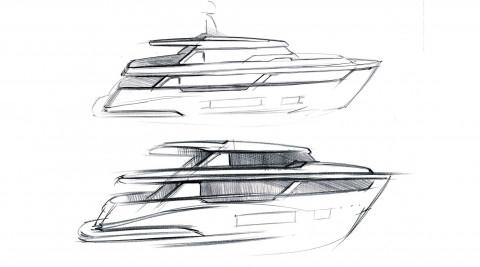 Custom Line Navetta 30 Project Exterior (img-7)