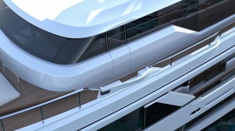 Custom Line Navetta 30 Project Exterior (img-3)