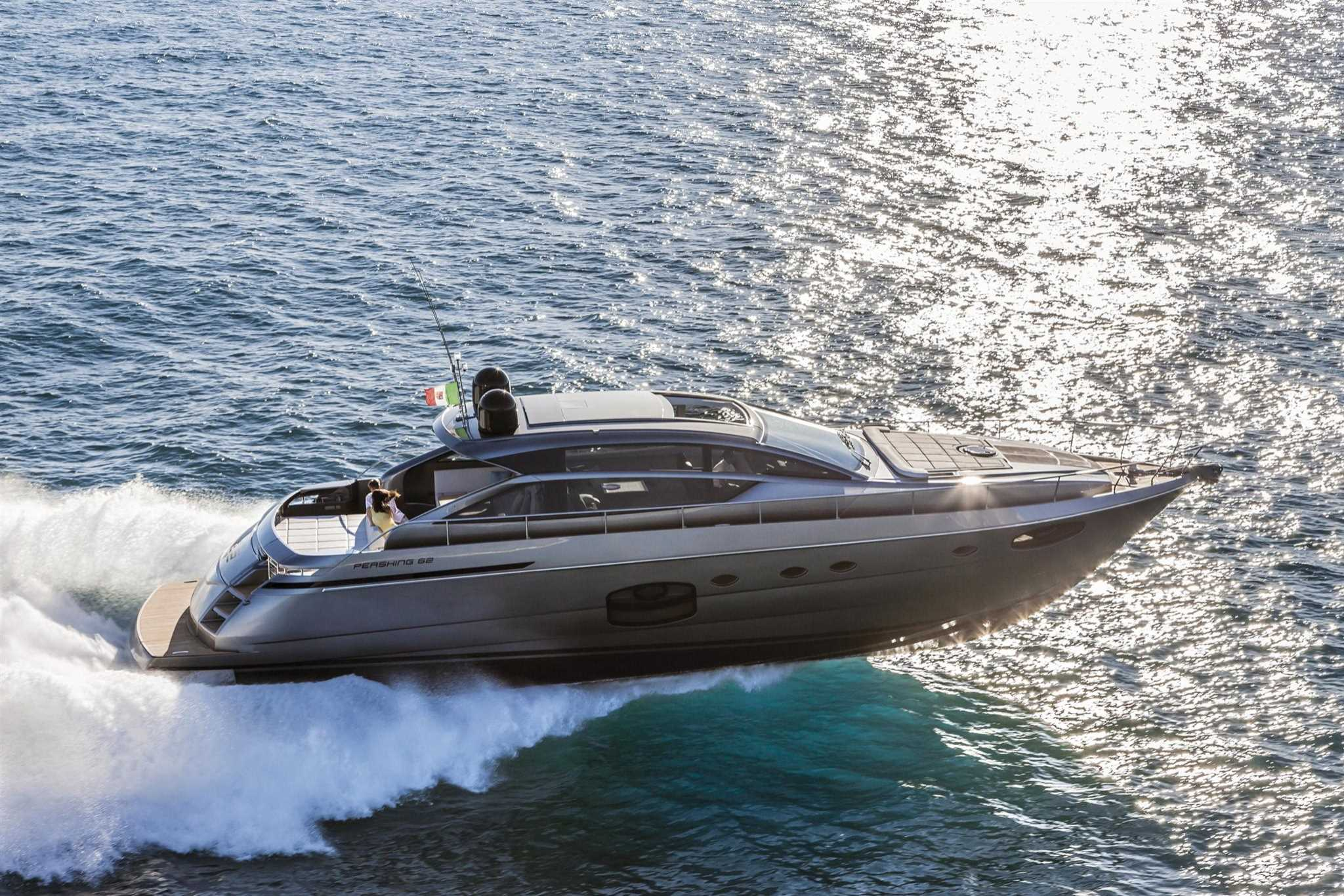 Pershing 62 Virtual Tour