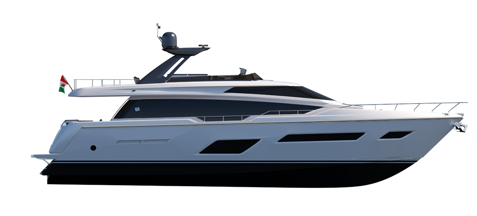 Ferretti 780 New Layout (img-1)