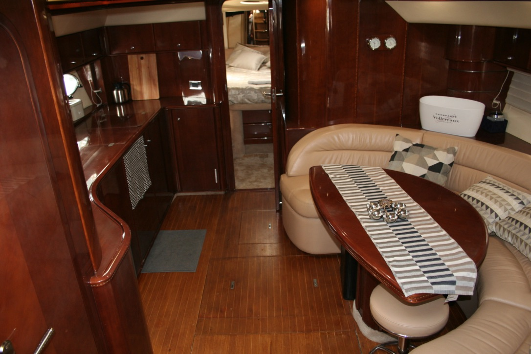 Princess V55 undefined Interior (img-0)