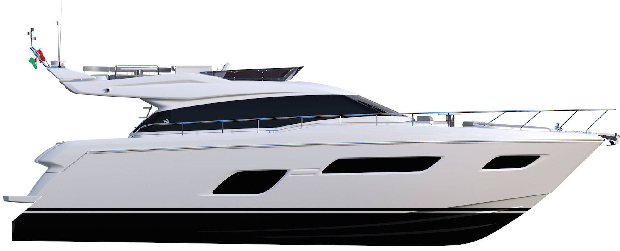 Ferretti 550 Layout (img-0)