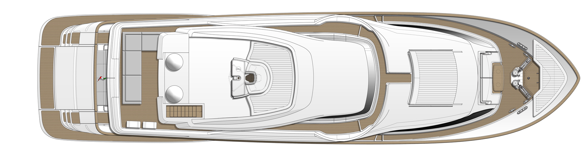 Custom Line Navetta 28 Layout (img-1)