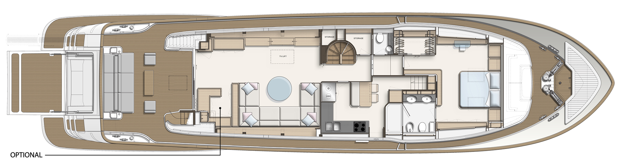 Custom Line Navetta 28 Layout (img-4)