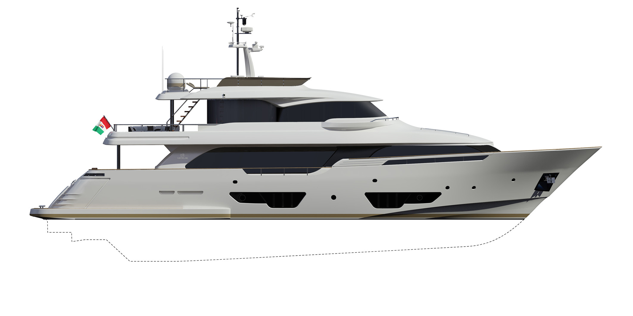 Custom Line Navetta 28 Layout (img-0)