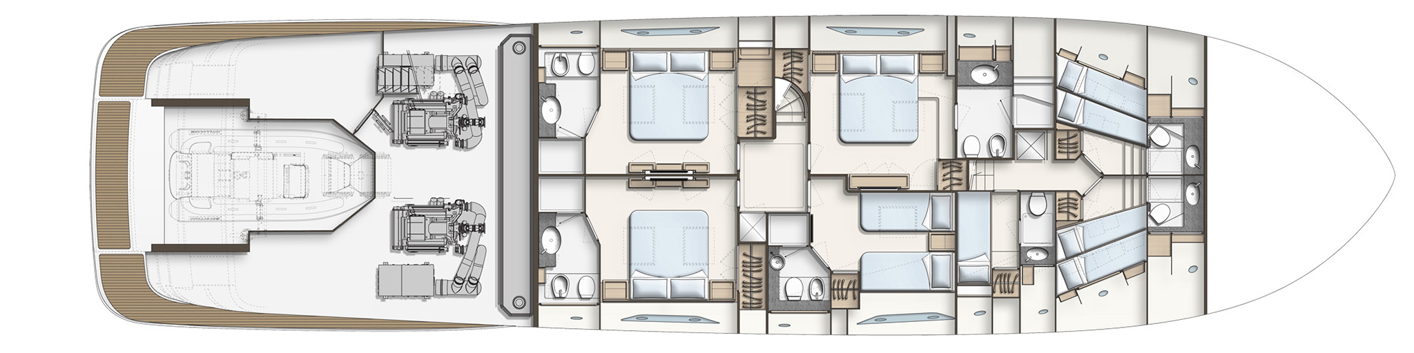Custom Line Navetta 28 Layout (img-5)