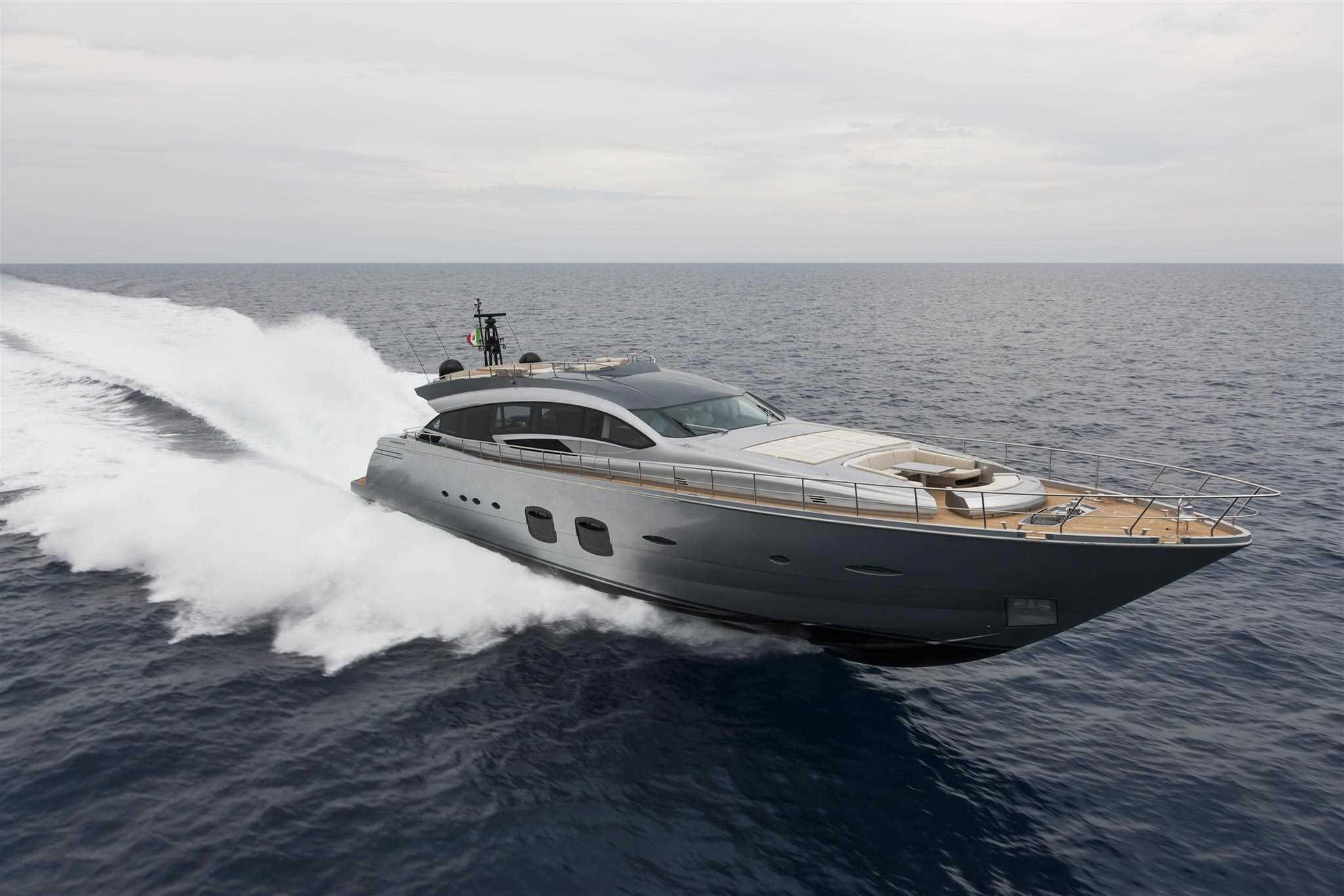 Pershing 108 Virtual Tour