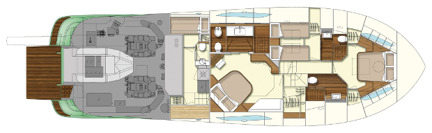 Mochi Craft Dolphin 64' Cruiser Layout (img-4)