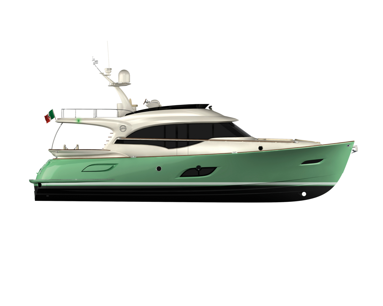 Mochi Craft Dolphin 64' Cruiser Extérieur (img-0)