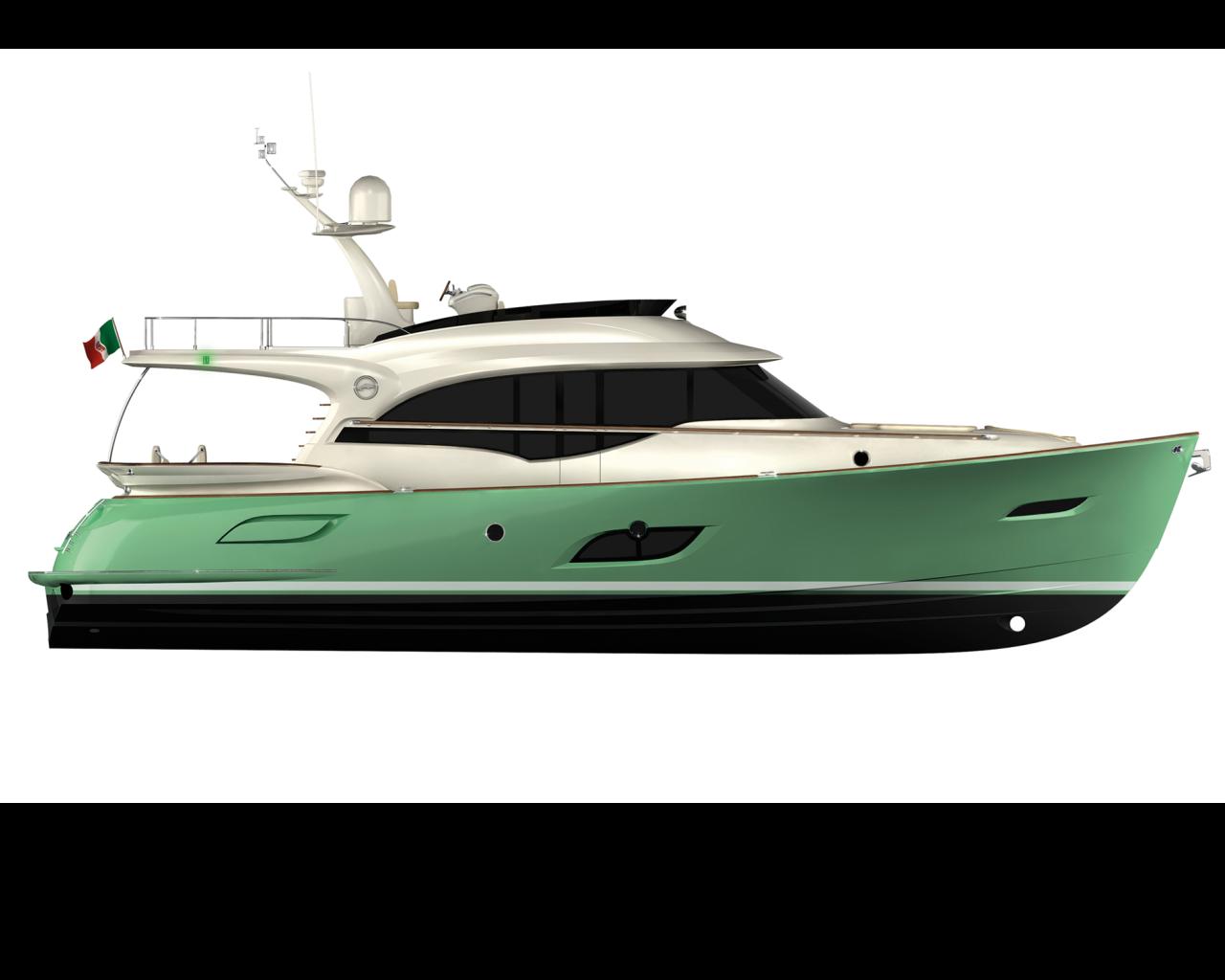Mochi Craft Dolphin 64' Cruiser Diseño (img-1)