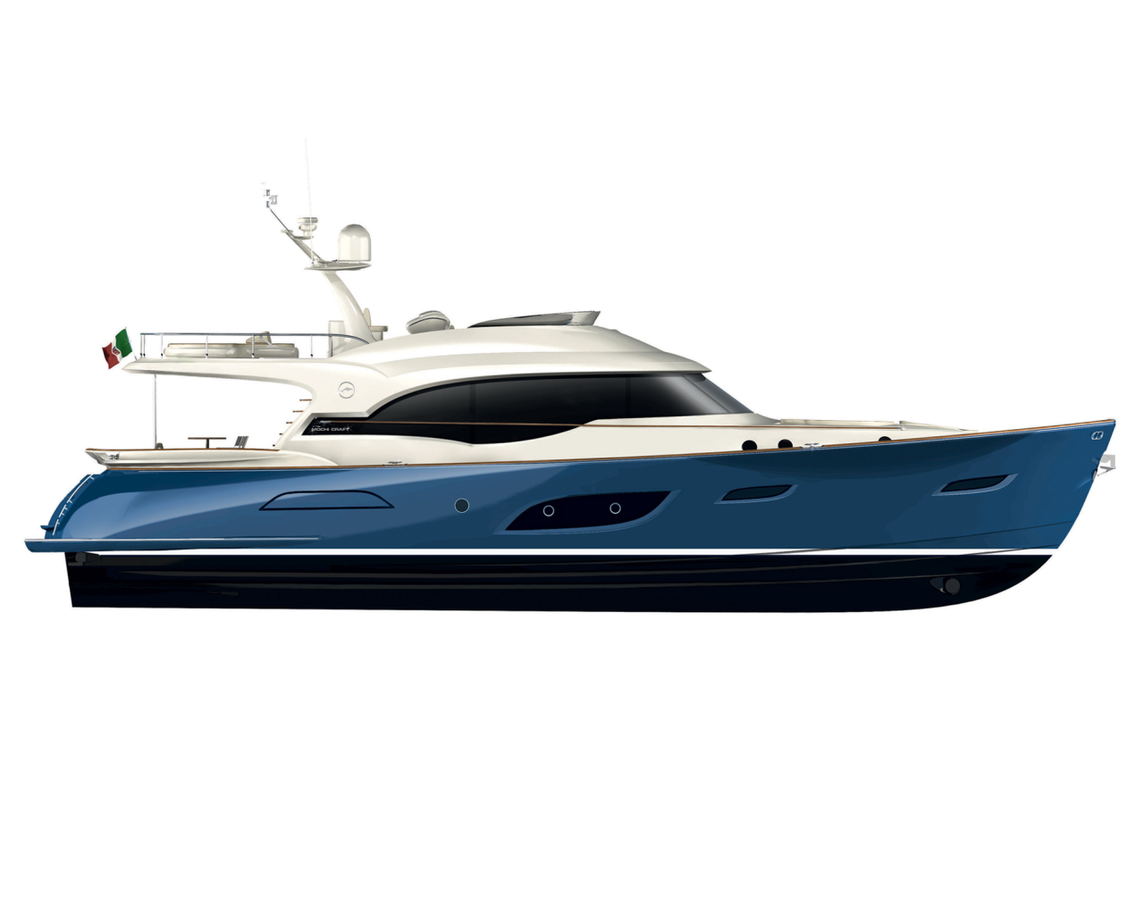 Mochi Craft Dolphin 74' Cruiser Diseño (img-1)