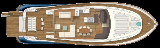 Mochi Craft Dolphin 74' Cruiser Diseño (img-4)