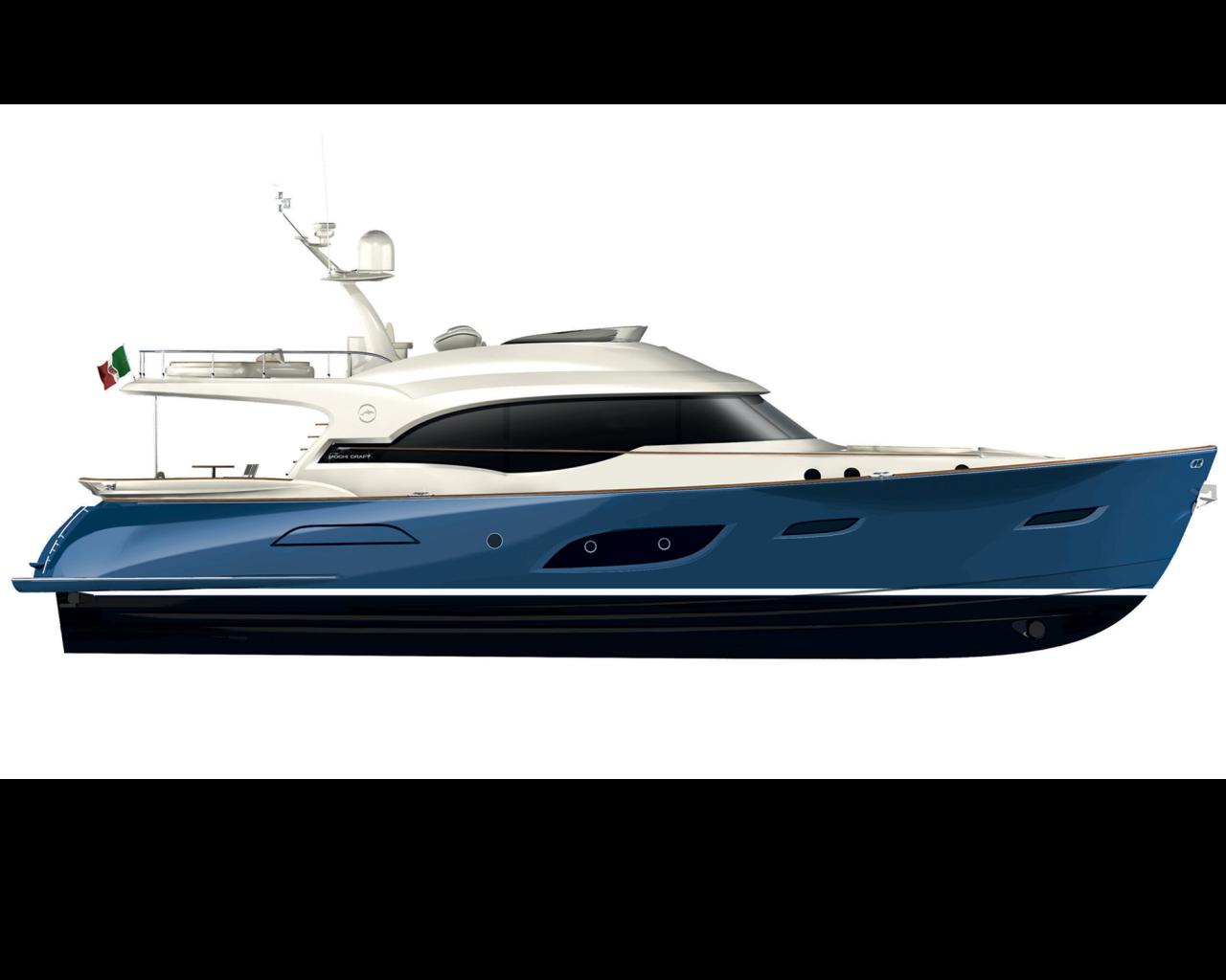 Mochi Craft Dolphin 74' Cruiser Extérieur (img-0)