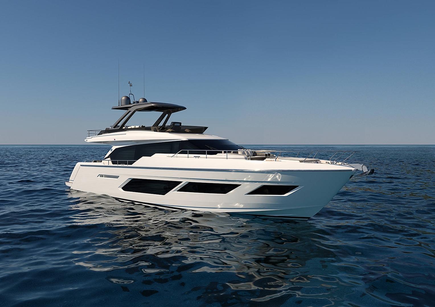 Ferretti 720 New Exterior (img-0)