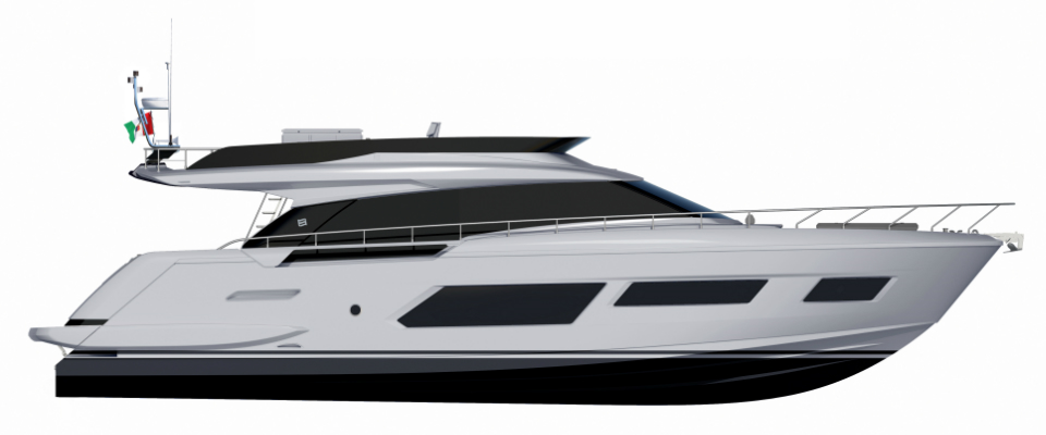 Ferretti 670 New Layout (img-1)