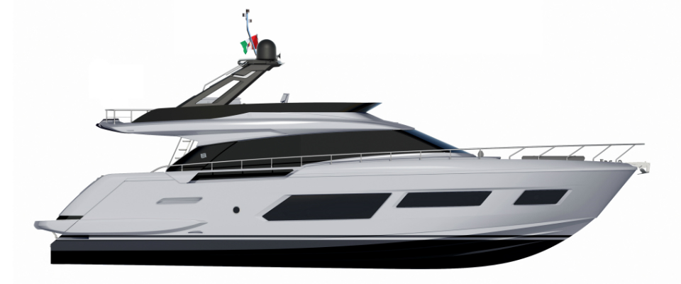 Ferretti 670 New Layout (img-0)