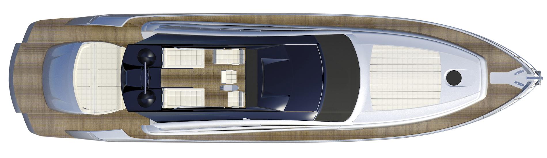Pershing 74 Diseño (img-1)
