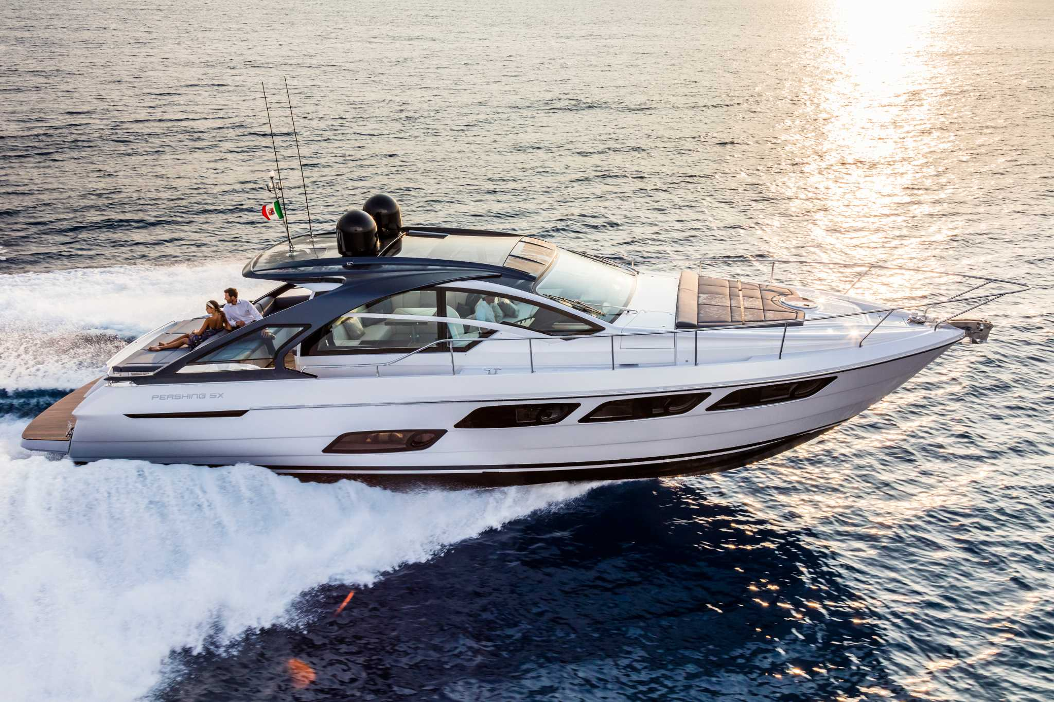 Pershing 5x Virtual Tour