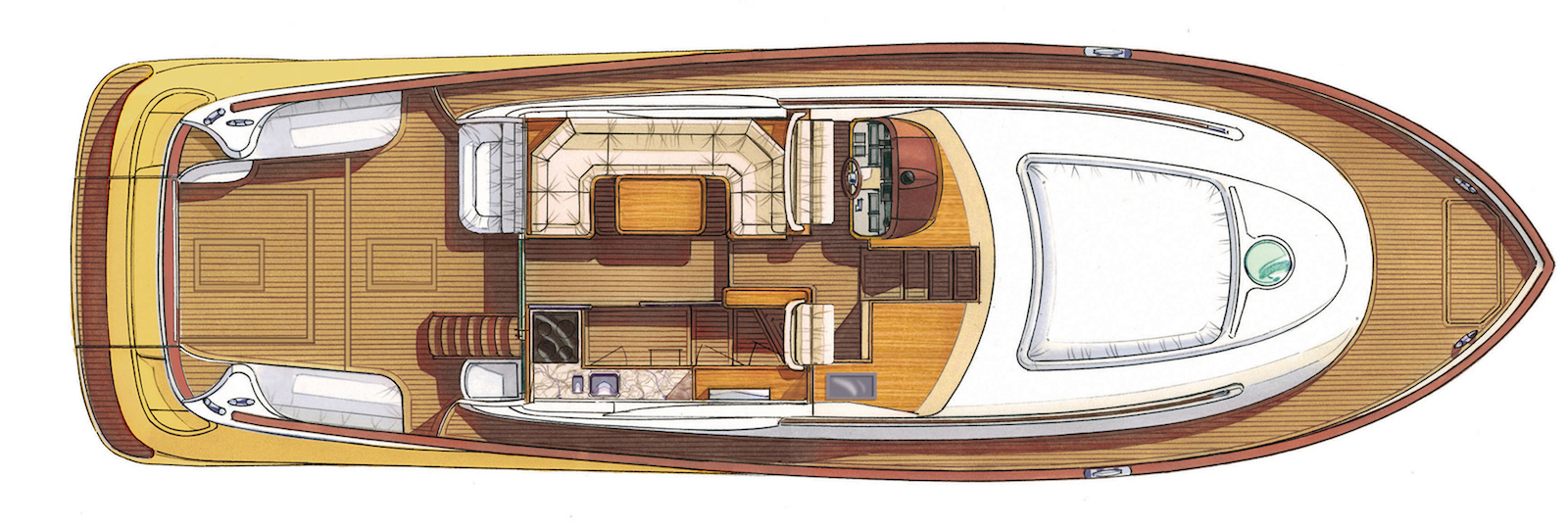 Mochi Craft Dolphin 54' Layout (img-2)