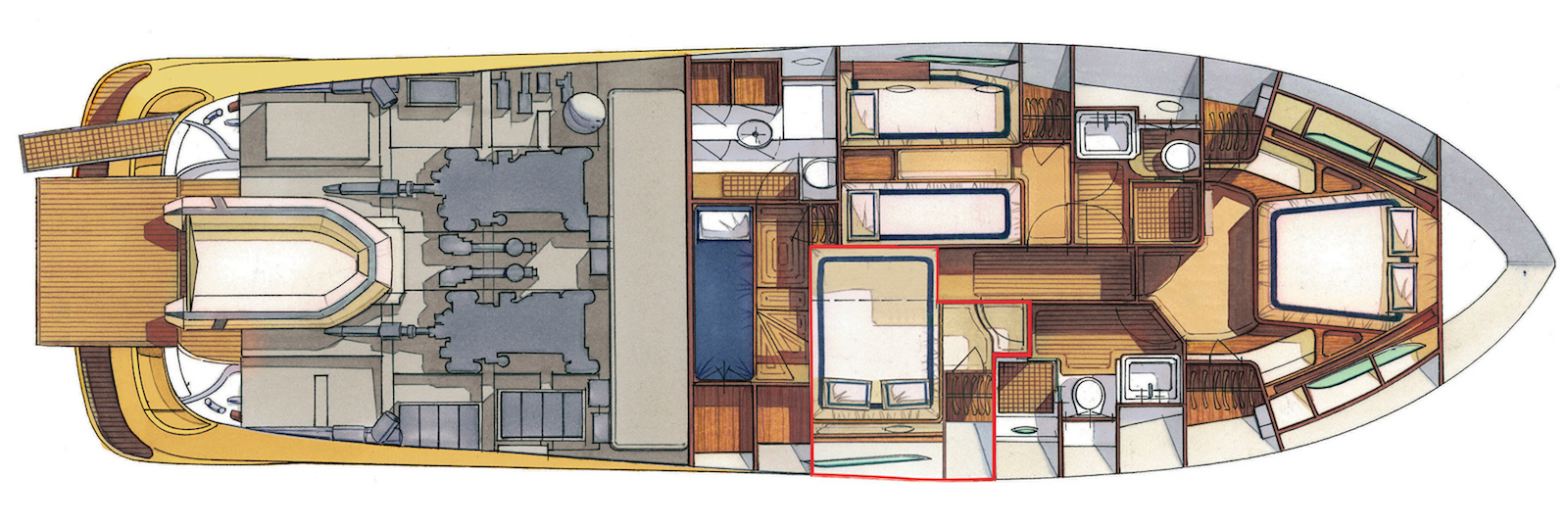 Mochi Craft Dolphin 54' Layout (img-4)