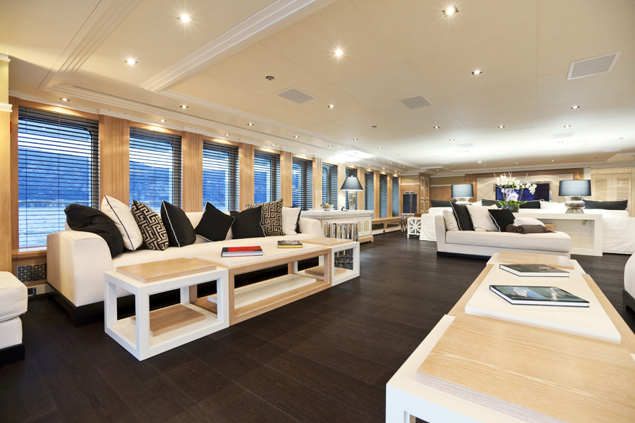 Turquoise Yachts 54 mts undefined Interior (img-0)