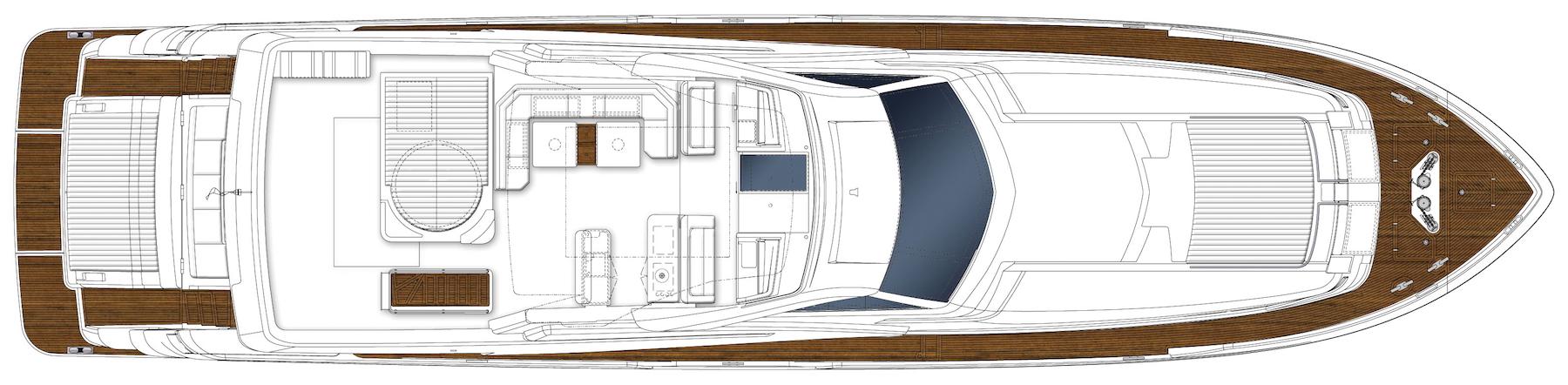 Ferretti 960 Layout (img-1)