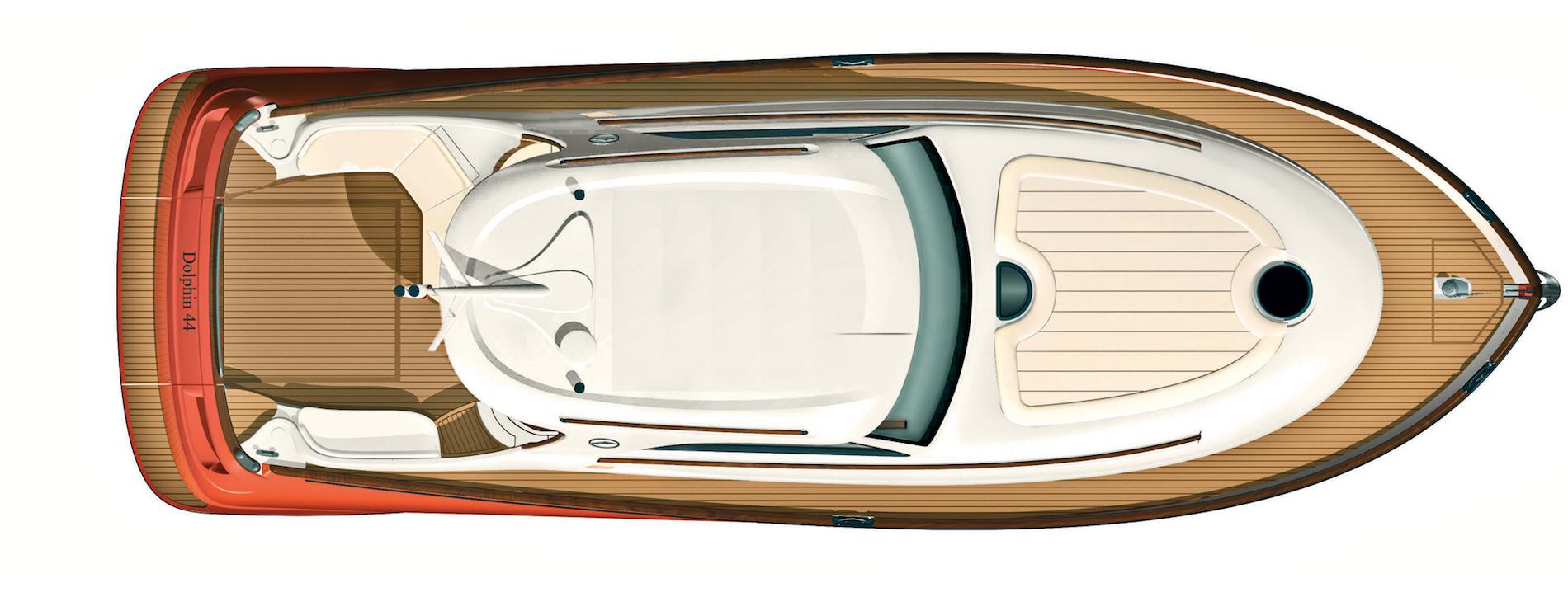 Mochi Craft Dolphin 44' Diseño (img-1)