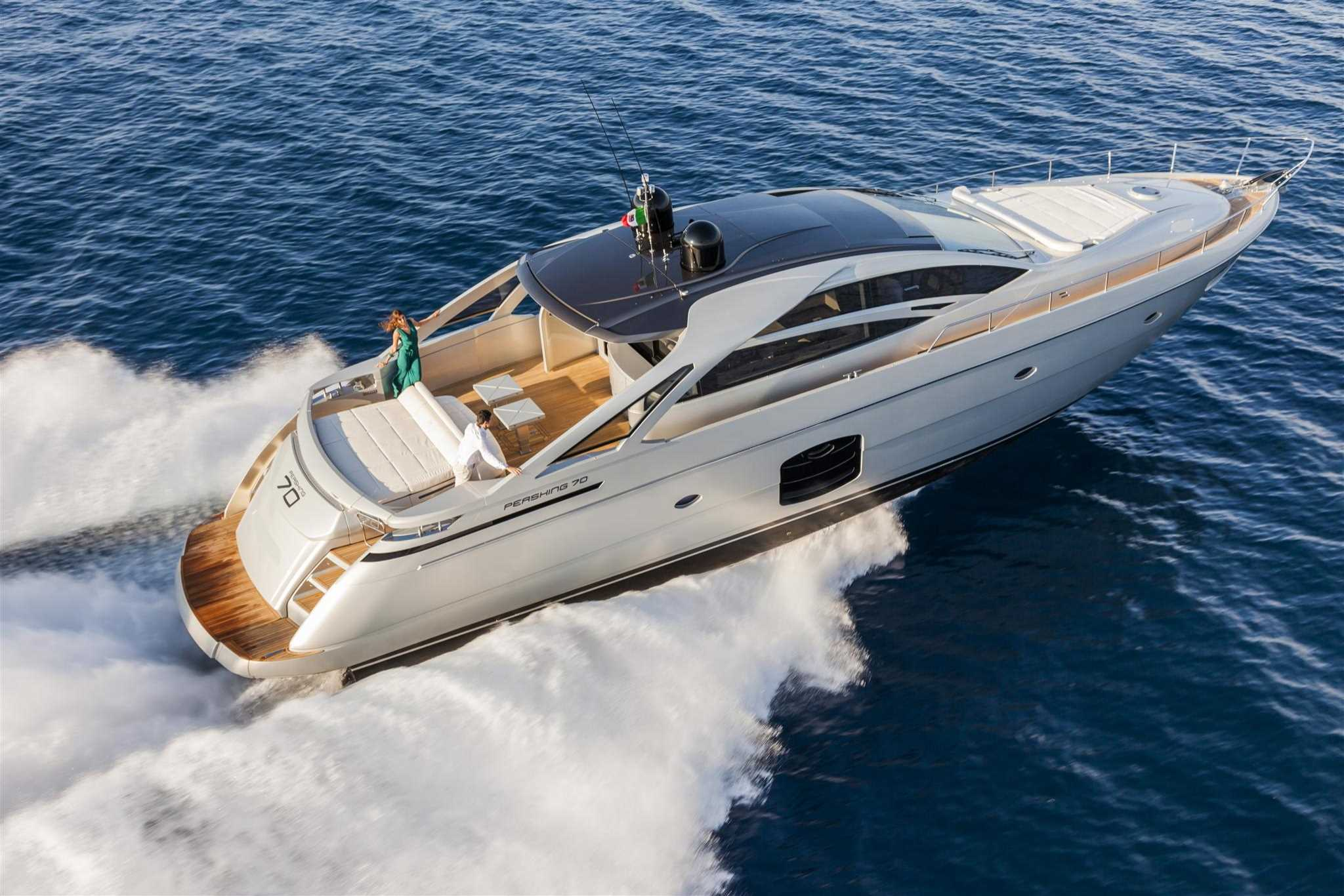 Pershing 70 Virtual Tour