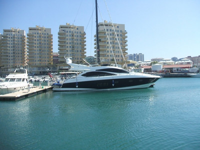 Sunseeker Manhattan 70 Exterior (img-3)