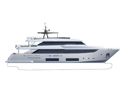 Custom Line Navetta 33