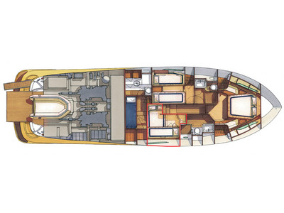 Mochi Craft Dolphin 54' FLY Exterior (img-3)