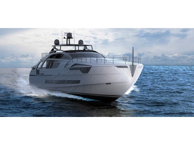 Pershing 140 Project Exterior (img-1)