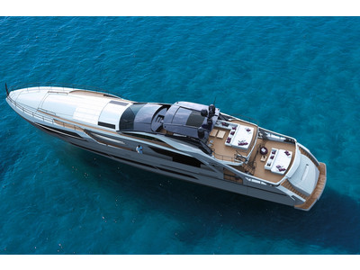 Pershing 140 Project image