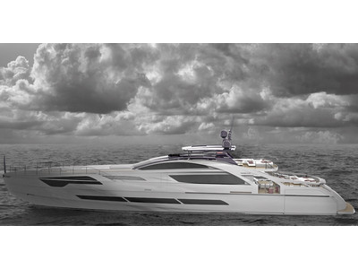 Pershing 140 Project Exterior (img-4)