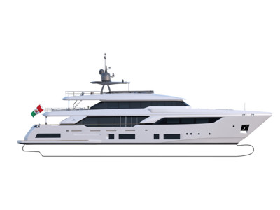 Custom Line Navetta 37 New