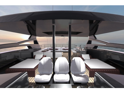 Pershing 140 Project Interior (img-3)
