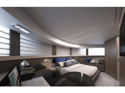 Pershing 140 Project Interior (img-9)