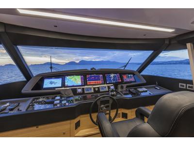 Custom Line Navetta 28 Interior (img-5)