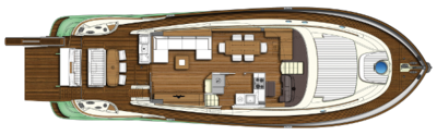 Mochi Craft Dolphin 64' Cruiser Extérieur (img-3)
