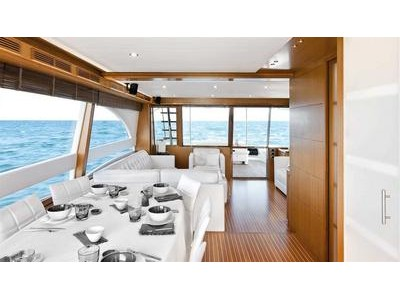 Mochi Craft Dolphin 74' Cruiser Interior (img-2)