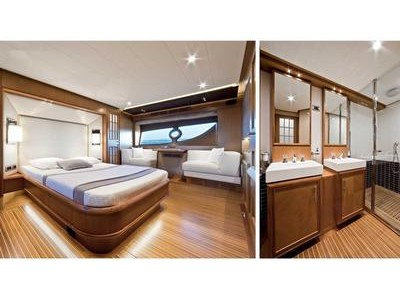 Mochi Craft Dolphin 74' Cruiser Interior (img-7)