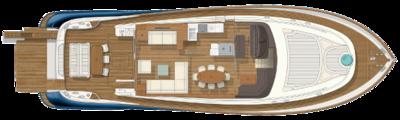 Mochi Craft Dolphin 74' Cruiser Extérieur (img-4)