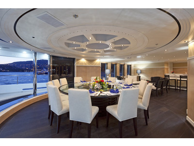 Turquoise Yachts 54 mts Interior (img-1)
