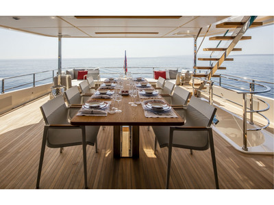 Custom Line New Navetta 33 Interior (img-22)