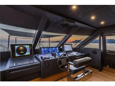 Custom Line New Navetta 33 Interior (img-23)